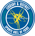Lindsay District Sports Hall of Fame Logo